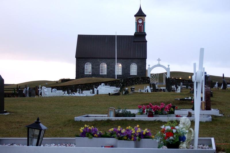 Hvalsneskirkjugarður