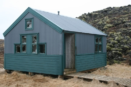 Skáli við Illahraun