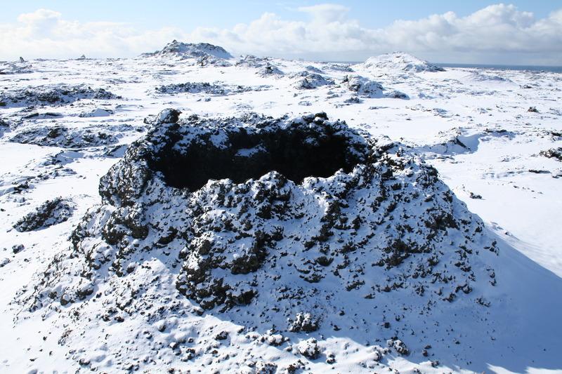 Frá Grindavík