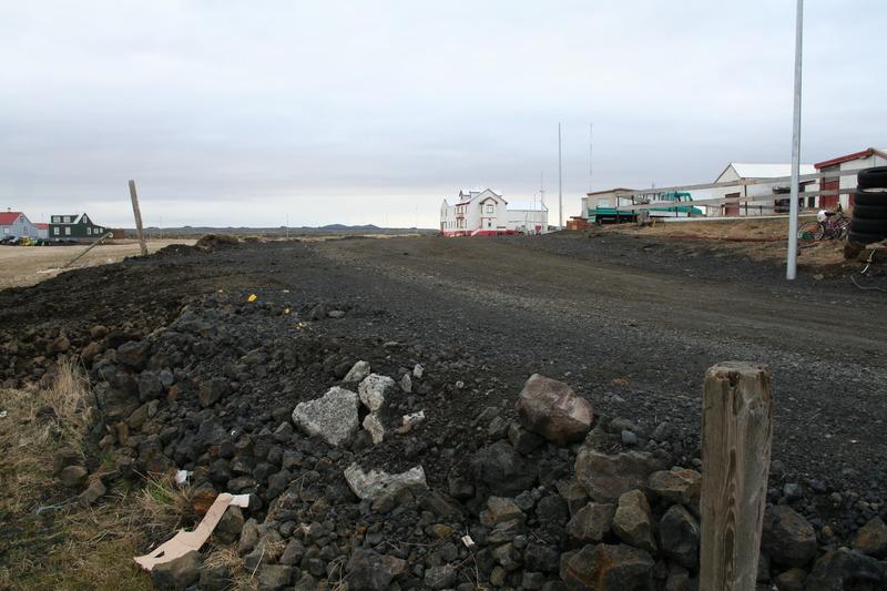Járngerðarleiði 2008