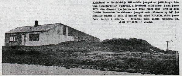 kaldarsel 1965