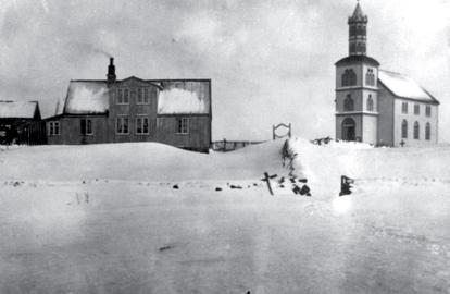 Kálfatjörn 1936