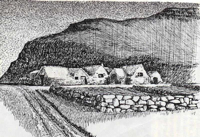 Kiðafell fyrir aldamótin 1900