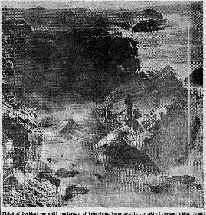 Thorbjorn-flak