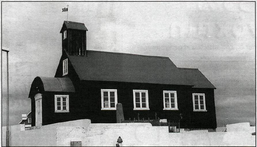 Kirkjuvogskirkja