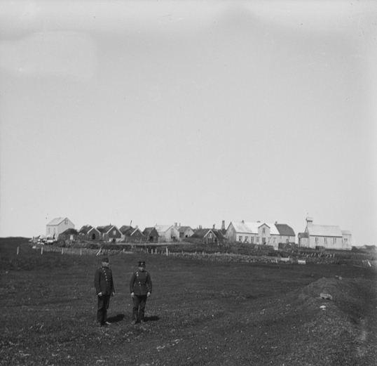 Kirkjuvogur 1900