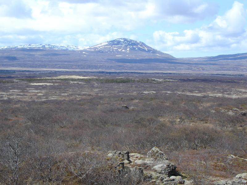 Þórhallastaðir og Skógarkot framundan