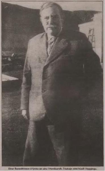 Einar Bened