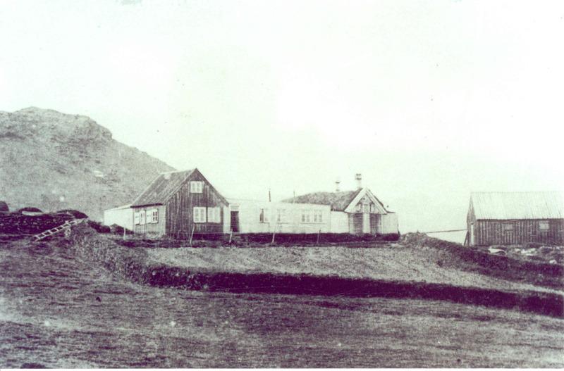 Krýsuvíkurbærinn 1898