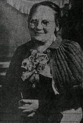 Kristin haflidadottir