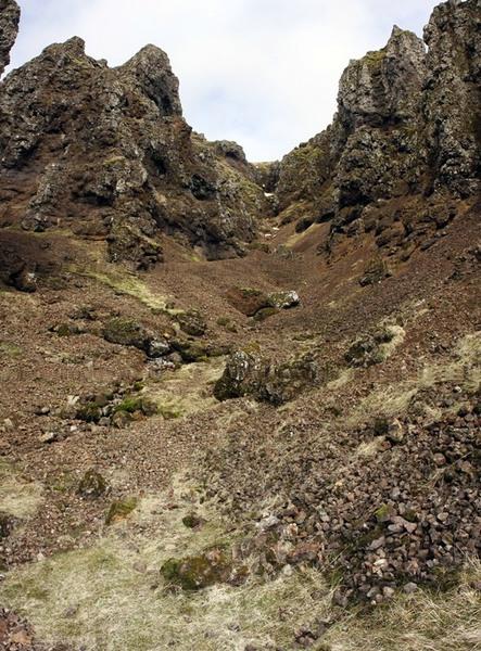Reykjadalur - Klambragil