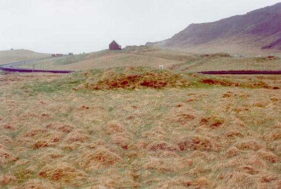 Tóftir Lækjar í Krýsuvík