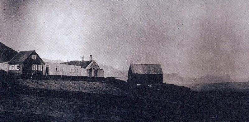 Krýsuvíkurkirkja 1887