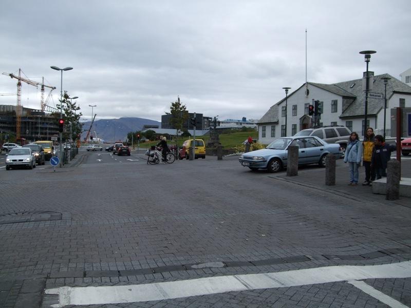 Brúarstæðið 2009
