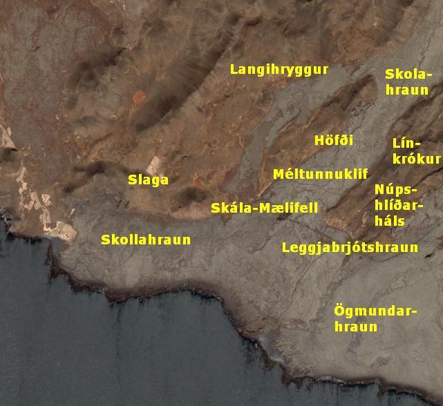Göngusvæðið