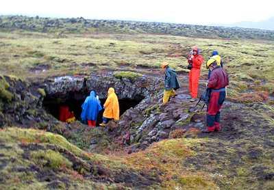 Lagt af stað í Leiðarenda