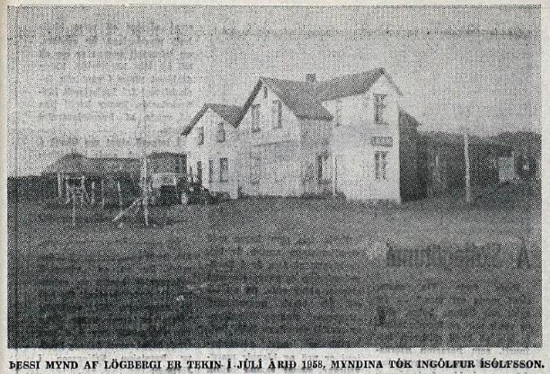logberg 1958