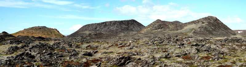 Miðbolli og Litla-Kóngsfell