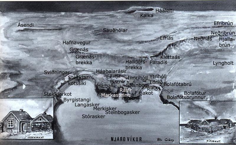 Ofanverðar Njarðvíkur