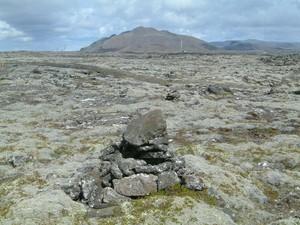 Refagildra við Húsatóftir