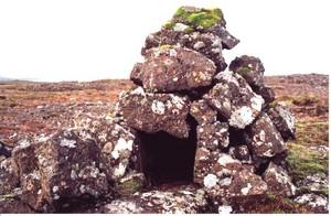 Refagildra í Vogaheiði