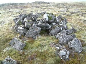 Refagildra ofan við Húsatóftir