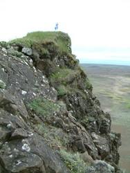 Arnarhreiður