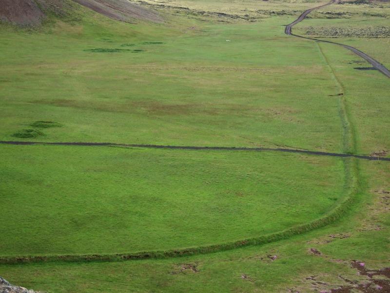 Túngarður Vigdísarvalla