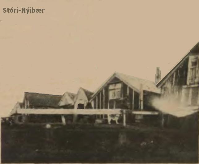 Stóri-Nýibær 1932