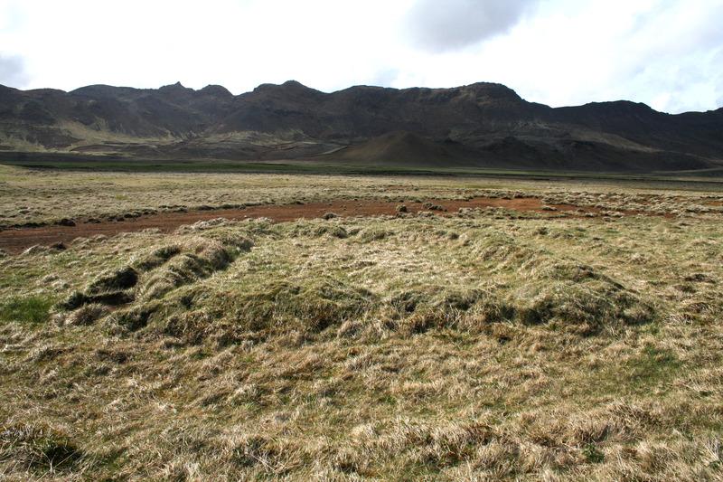 Gerði eða rétt ofan við Nýjaland