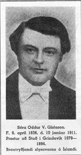 Oddur V. Gíslason