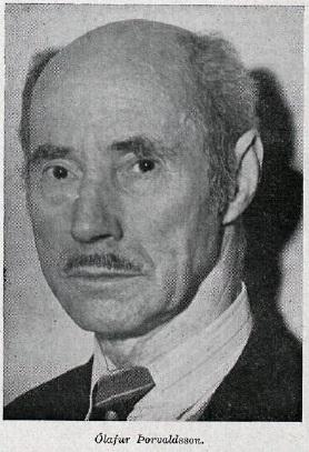 olafur thorvaldsson