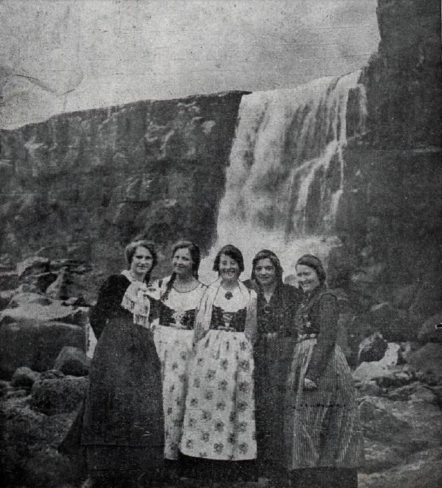 oxararfoss 1935