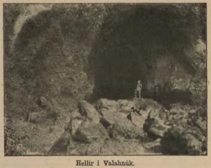 Hellir í Valahnúk