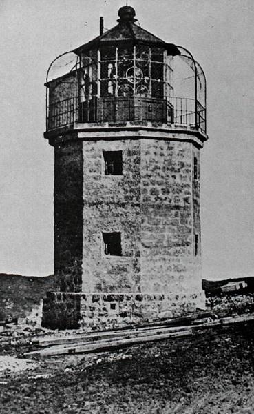 Reykjanesviti-fyrsti vitinn 1878
