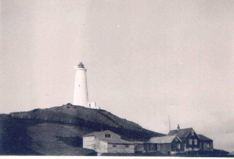 Reykjanesviti 1908