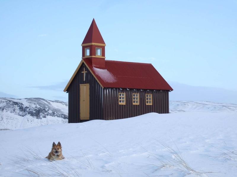 Kirkjan á Langavatnsheiði