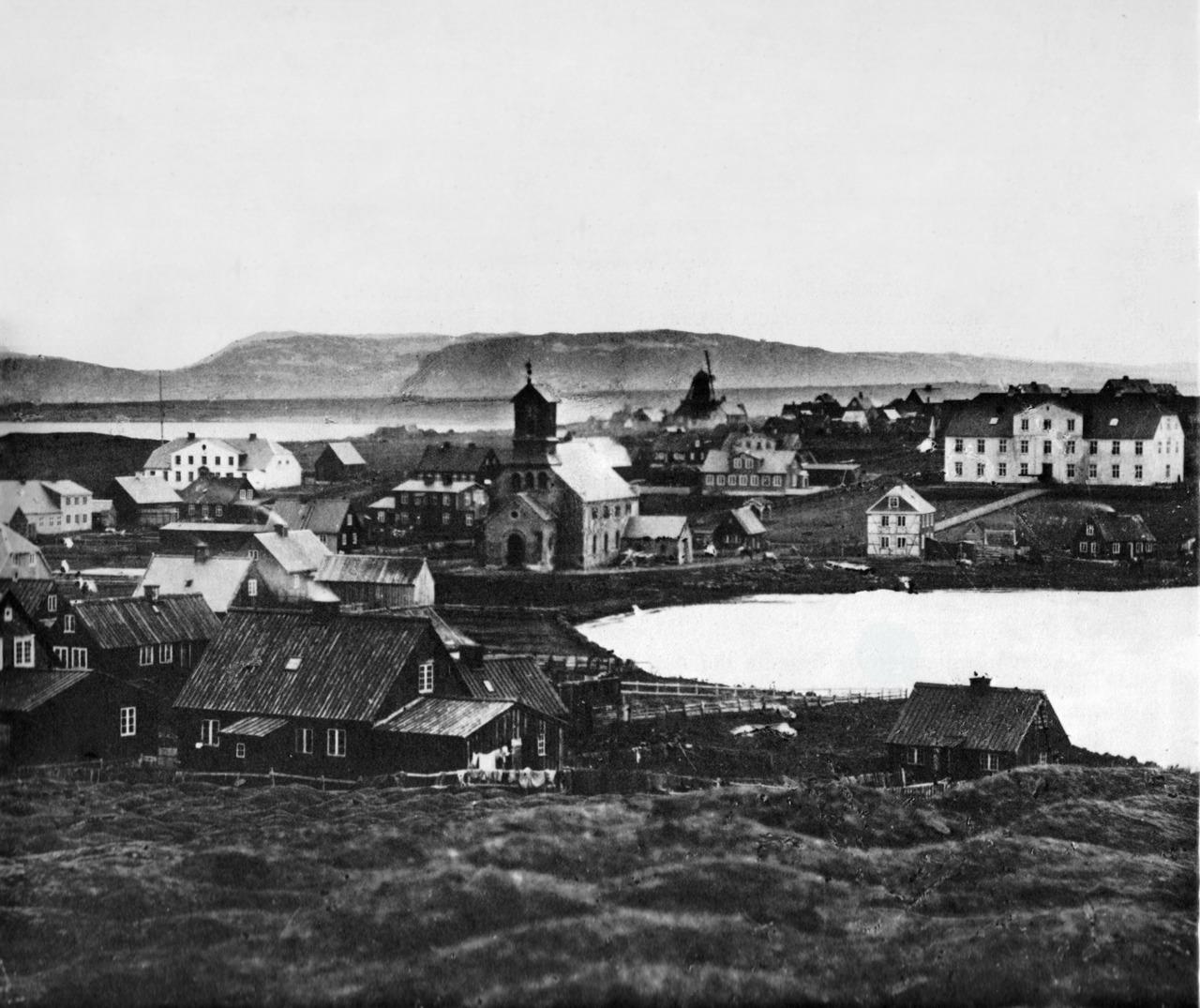 Reykjavik 1860