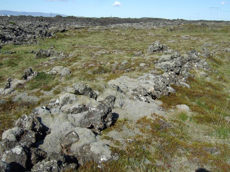 Garður suðvestan við Neðri-hellra