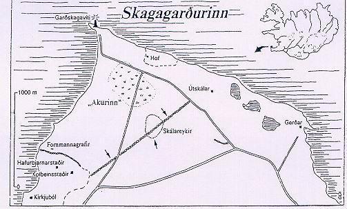 Skagagarðurinn
