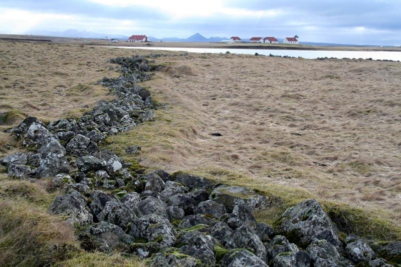 Garður við Skans