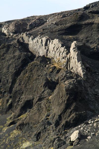 Berggangur í Slögu