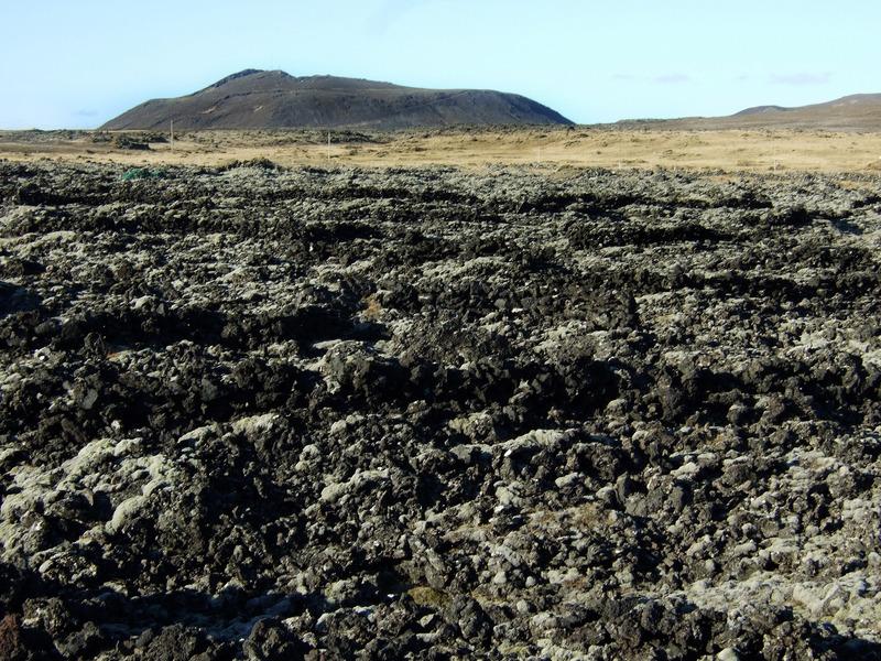 Garðar í Slokahrauni