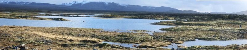 Snorrastaðatjarnir (Vatnsgjár)