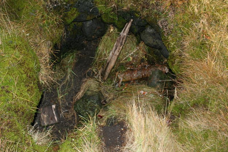 Brunnur við Kóngshelluna