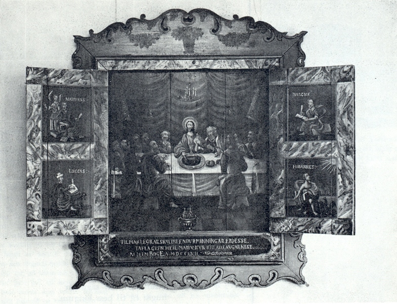 Altaristafla