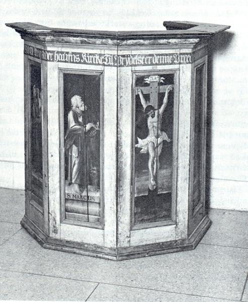 Predikunarstóll