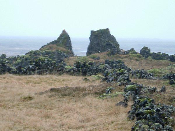 Gálgaklettar við Stakkavík