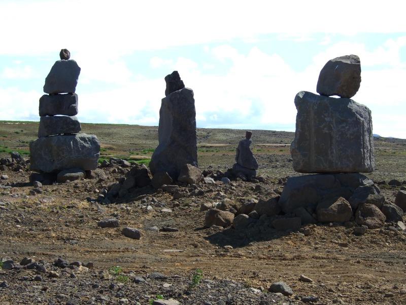 Nýmyndun landamerkja Voga og Reykjanesbæjar