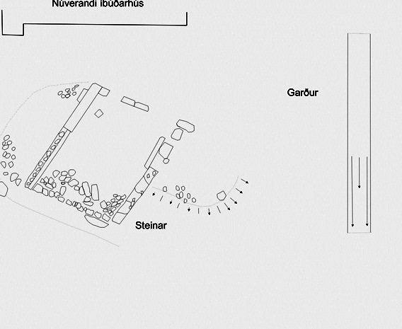 Steinsstadir-uppdrattur II